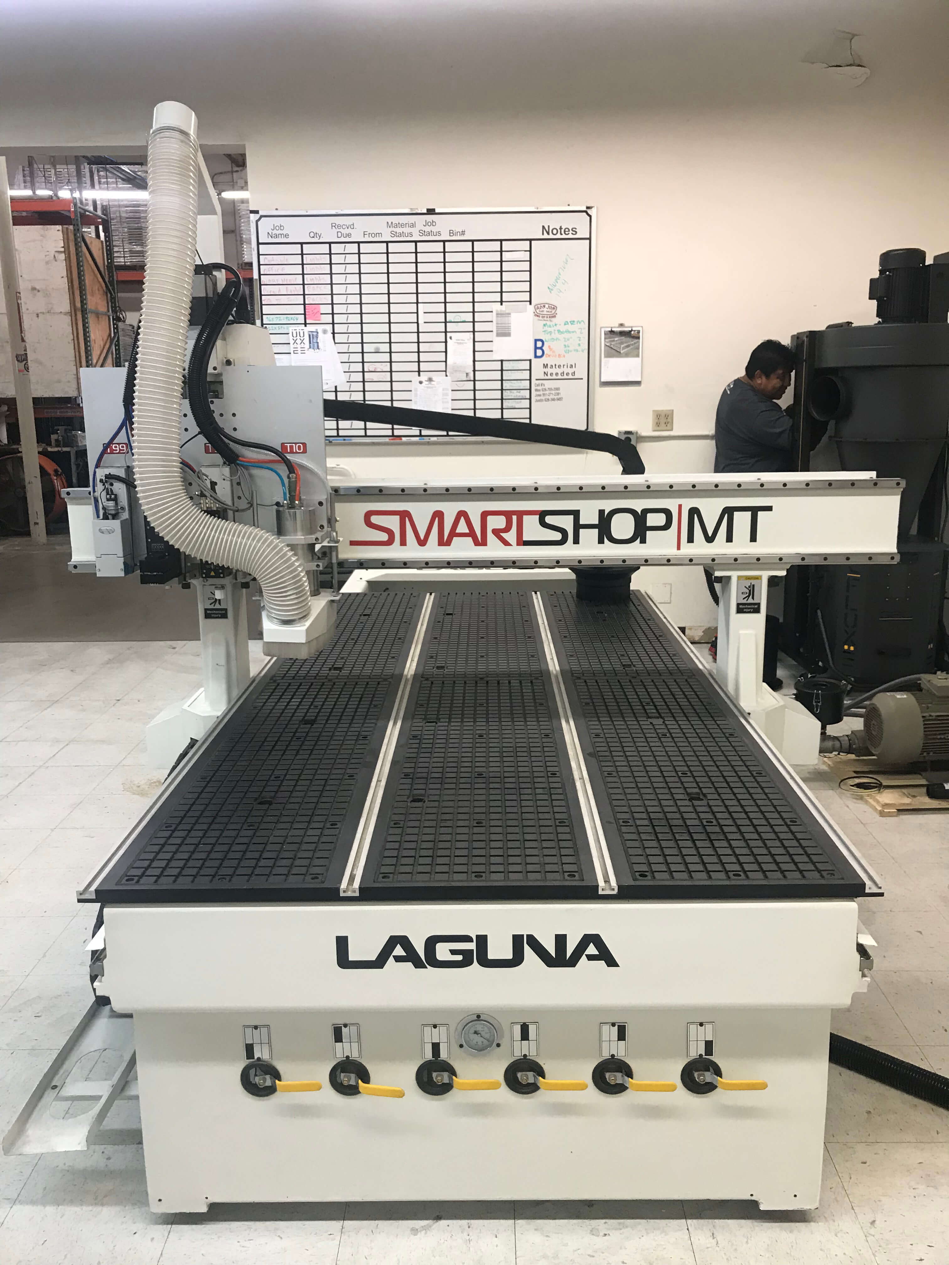 Sign Shop Adds Flatbed CNC Machine